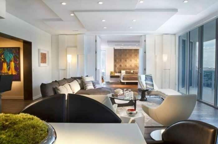 Минимализм в квартире: особенности стилистики минимализма, правила подбора мебели, покрытий стен и пола и дополнительного декора (130 фото + видео)