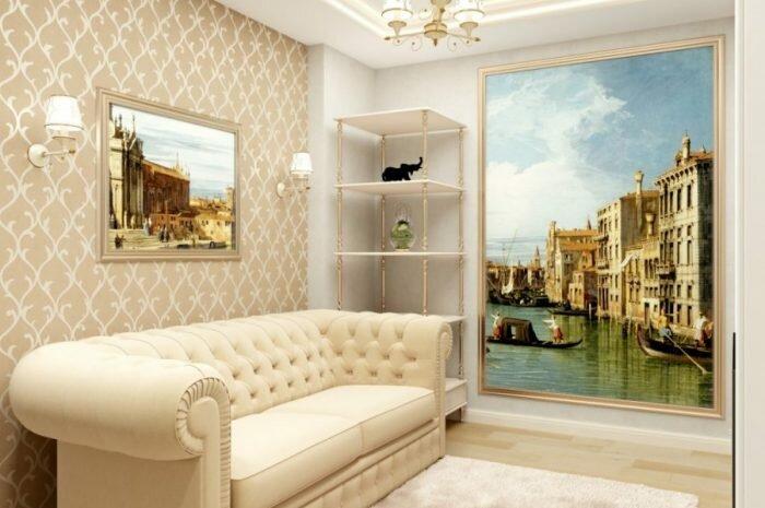 Квартира в классическом стиле: требования и разновидности классического стиля. Варианты дизайнов квартир, советы дизайнеров в обустройстве (фото + видео)