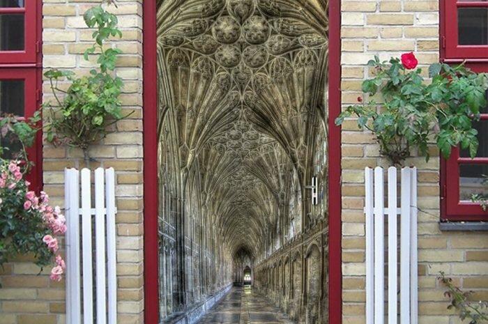 Декор двери: ТОП-170 фото и видео идей декорирования двери. Выбор техники, материалов и инструментов. Подготовка поверхности к декору