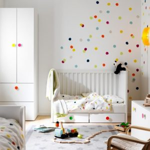 Детские кровати в IKEA: ТОП-170 фото и видео варианты разновидностей детских кроватей IKEA. Преимущества и недостатки производителя