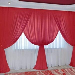 Как красиво повесить шторы — инструкции по установке разновидностей штор. Типы крепления, материалы и цветовые решения (фото + видео)