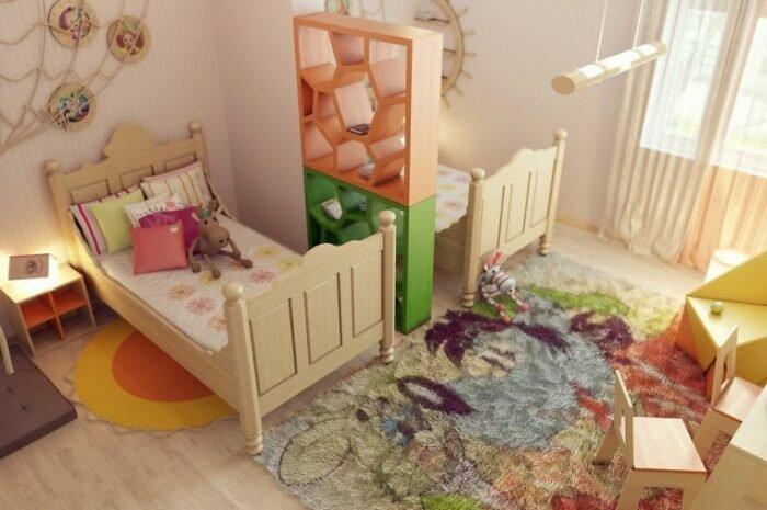 Как оформить детскую комнату — пошаговая инструкция для начинающих и советы мастерам. 135 фото и видео мастер класс