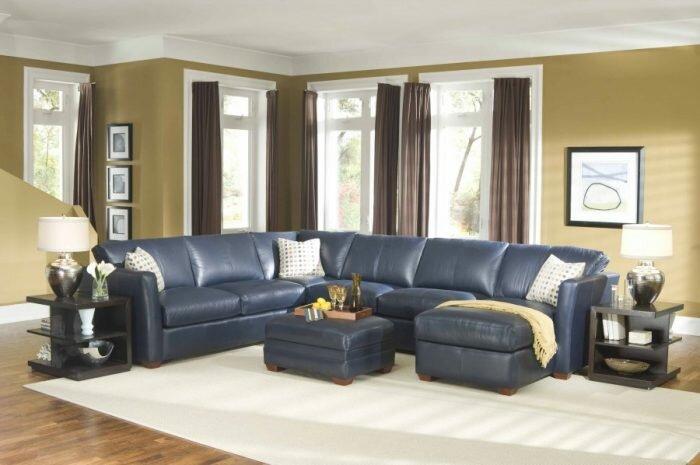 Кожаные диваны: преимущества и недостатки кожаных диванов. Цветовые решения в обивке кожей. Сочетание дивана в интерьере (фото + видео)