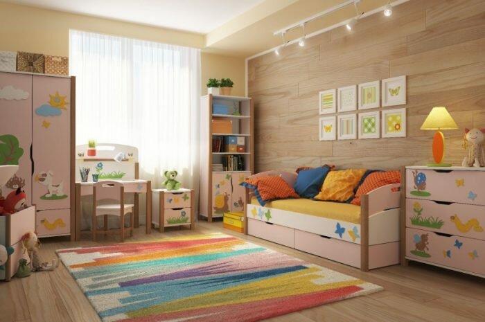Кровать в детскую комнату — 165 фото и видео описание как выбрать кровать правильно