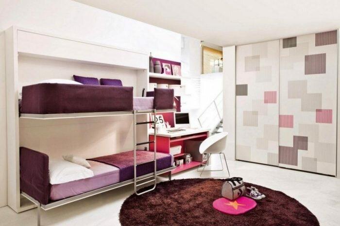 Мебель в детскую комнату: лучшие интерьерные решения и особенности их стилизации (видео + 135 фото)