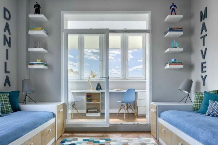 Окно в детской комнате — интерьерное оформление и советы по выбору идей дизайна окон (165 фото)