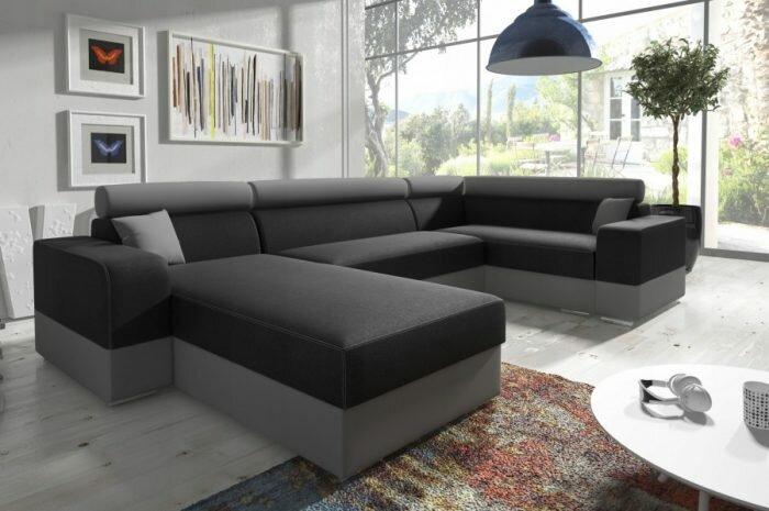 П-образный диван: ТОП-160 фото и видео идей дизайнов с П-образным диваном. Плюсы и минусы конструкции, выбор обивки и цвета дивана