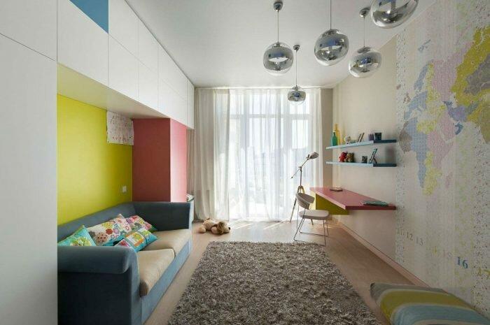Пол в детской комнате: выбираем материалы и варианты дизайна для покрытия пола (190 фото)