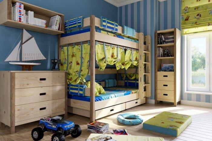 Ремонт детской комнаты — планировка, деление на зоны, отделка детской комнаты. Советы в выборе стройматериалов и цветовой гаммы (фото + видео)