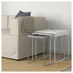 Столики из IKEA: виды, модели и коллекции столиков из IKEA. Отличительные качества бренда. Цветовые решения и материалы (фото + видео)